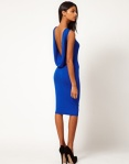 Cowl Back Dress, ASOS.com