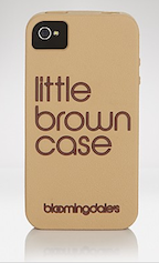 little brown case